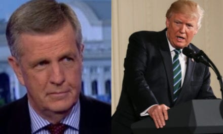 As Fox's Ratings Continue to Crumble, Brit Hume Lashes Out At Trump In Shakespeare Style Tweet, Gets ROASTED